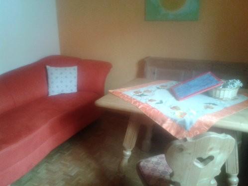 Wohnküche Ferienwohnung Gänseblümchen